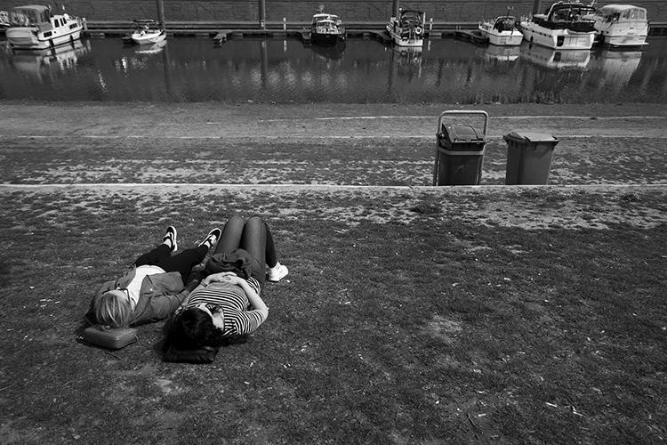 Foto Jan Nabuurs (Fotoclub Océ)- Kop van Weerd